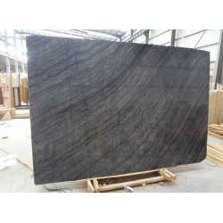 dark forest marble polished big slab