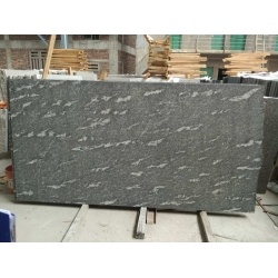 Snow grey granite slabs custormized size granite