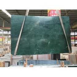 Indian green marble tiles