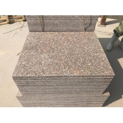 New G687 Chinese Lotus pink granite tile and slab