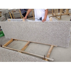 pink G635 granite tile polished granite slab
