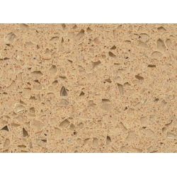 top RSC1601 Starfish Beige Quartz Surface for sale